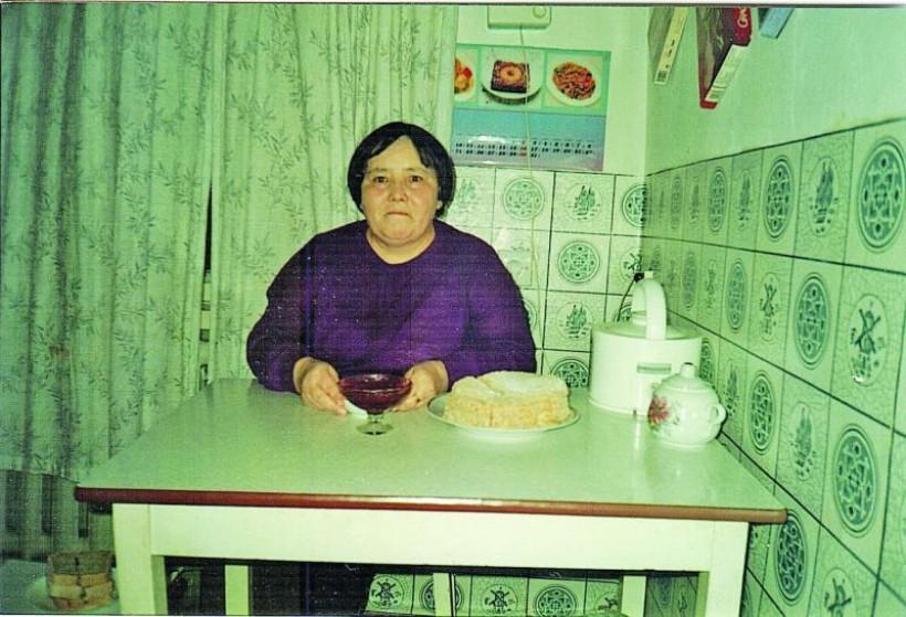 Н.В. Сайнахова, 2001 тāл