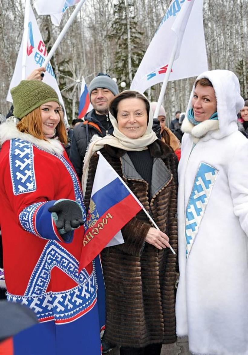 Н.В. Комарова емӑӊхӑтӆ пурайн