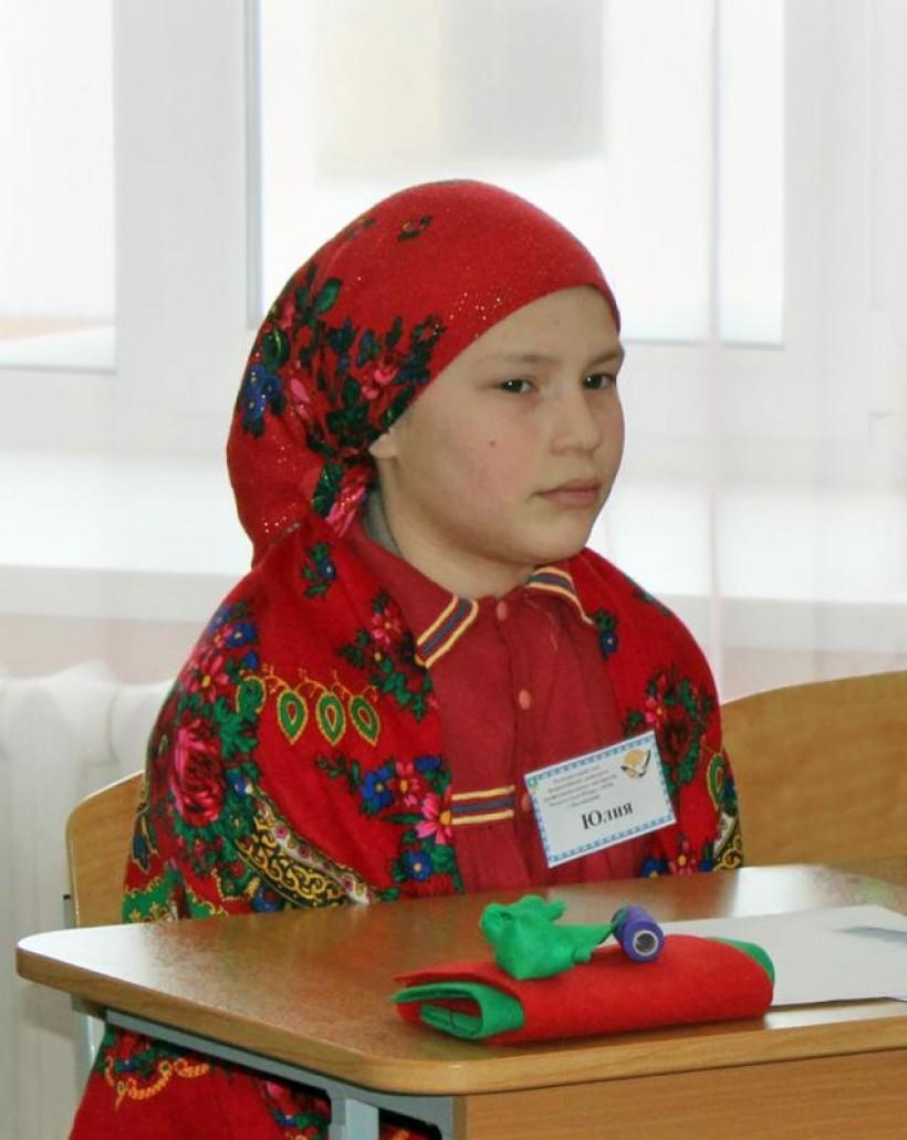 Юля Тасьманова