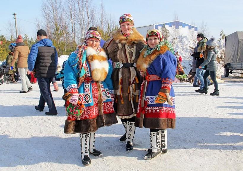 Ф.Н. Суровцева, М.А. Швейд па Н.М. Файрушина