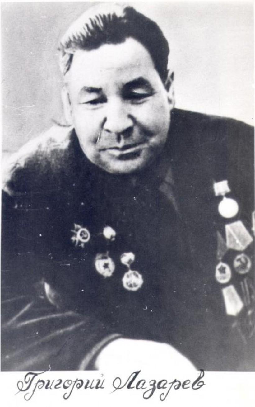 Г.Д. Лазарев