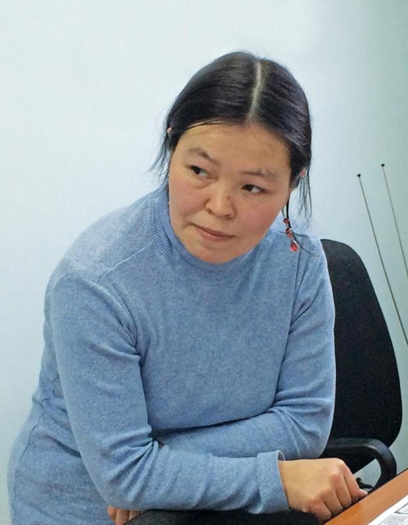 Вера Лозямова