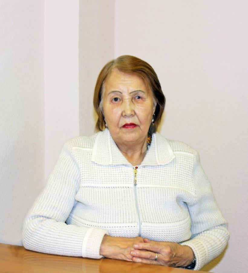 Матрёна Рещикова, Нягань вош