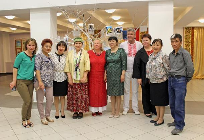 Пўва пєлӑкн Наталья Тихонова, Урай вош, 2016-мит оӆ