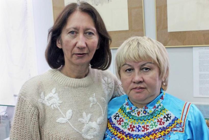 О.М. Рындина па И.К. Фирсова