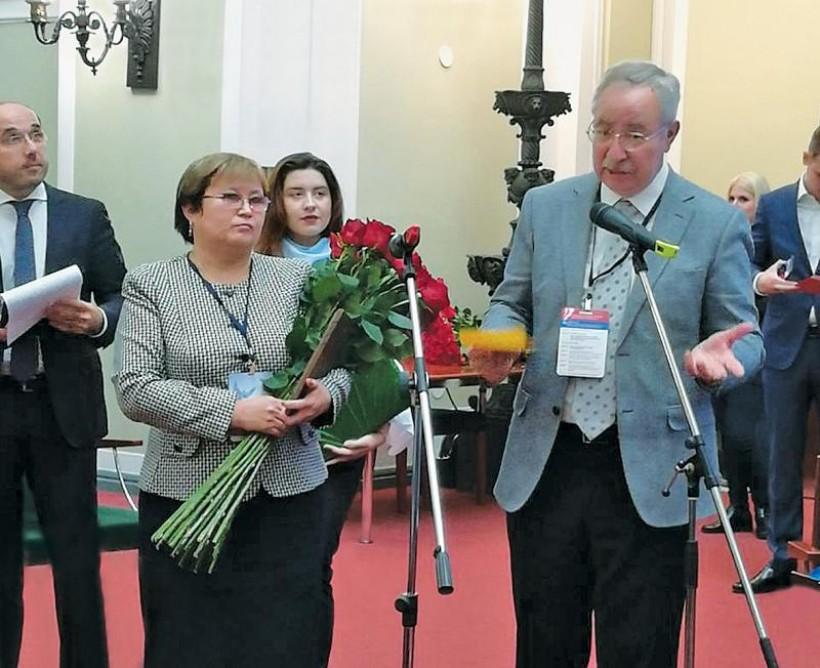 О.Д. Ерныхова мойӆупсыйн мӑӆы
