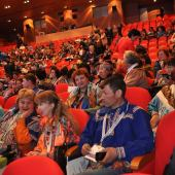 Делегаты и гости VIII съезда Ассоциации