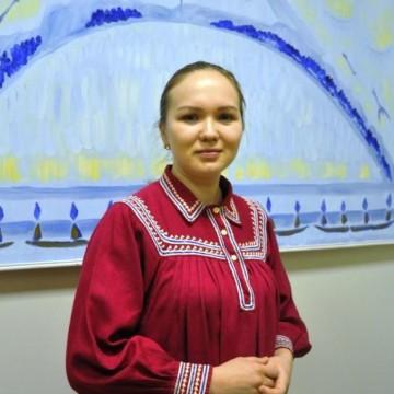 Ольга Отшамова