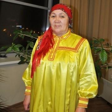Нина Загайнова