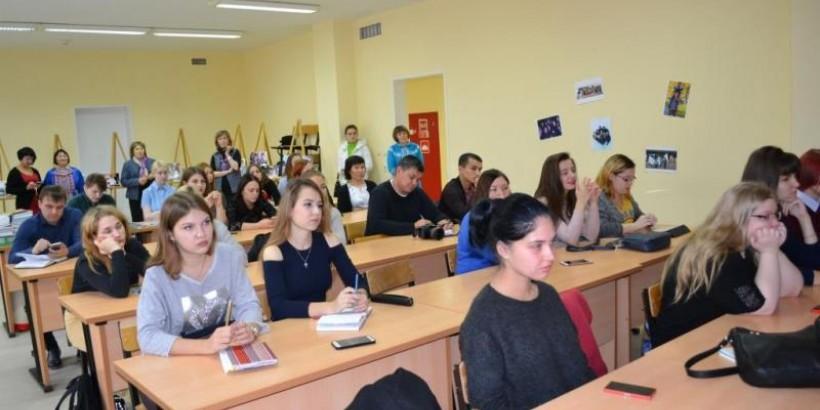 Встреча со студентами факультета журналистики Югорского государственного университета