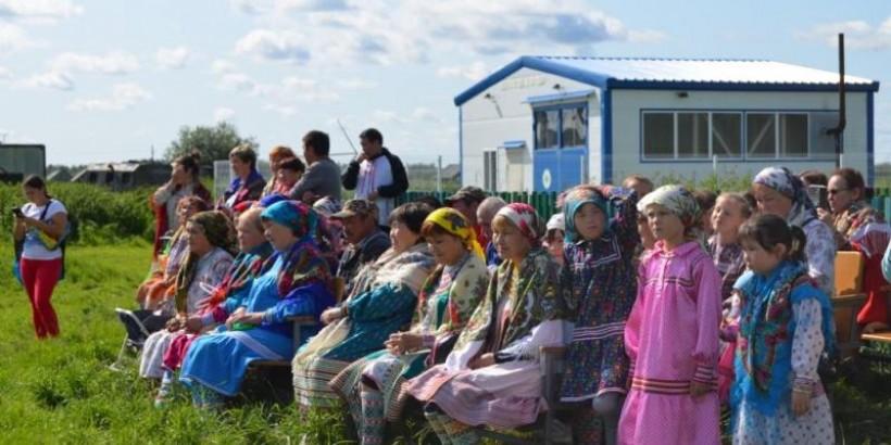 Деревня Тугияны отметила 225-летний юбилей