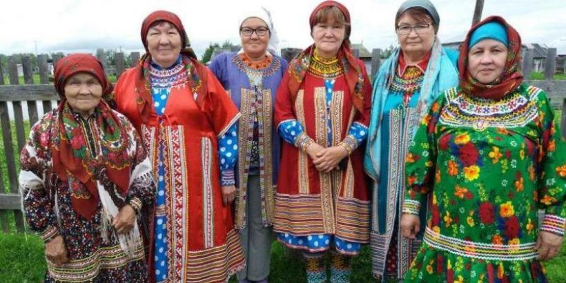 В деревне Пашторы прошёл праздник «Северное сияние»