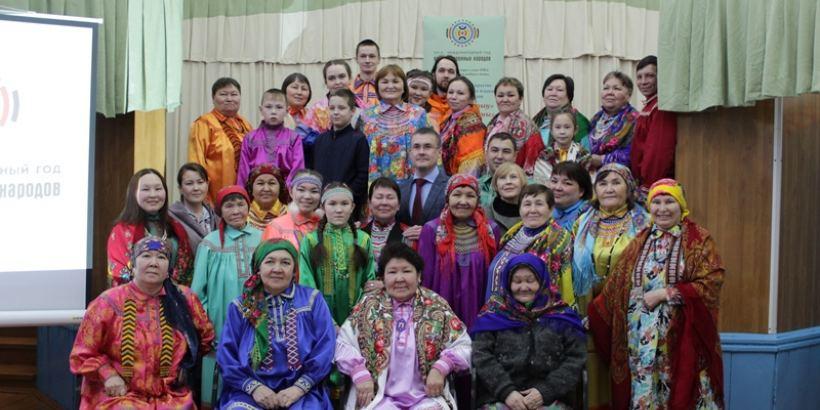 Незабываемая встреча в Ломбовоже