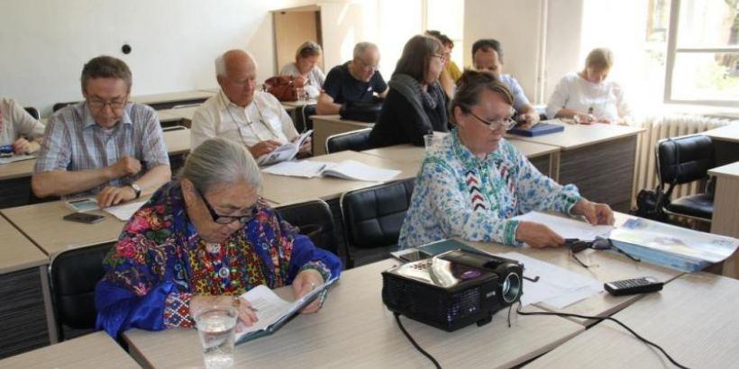 XV Международный Конгресс финно-угорских писателей