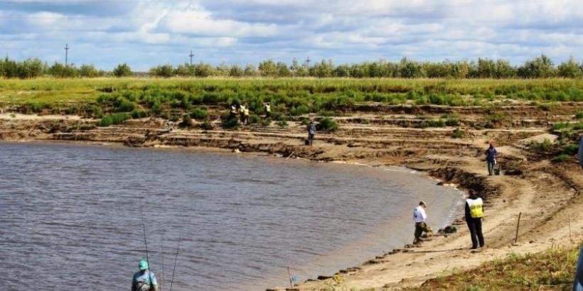 В Ханты-Мансийске состоялся фестиваль любительской и спортивной рыбалки