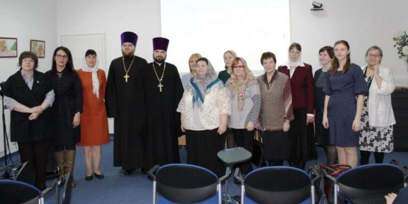 Состоялась презентация начального православного молитвослова на хантыйском языке