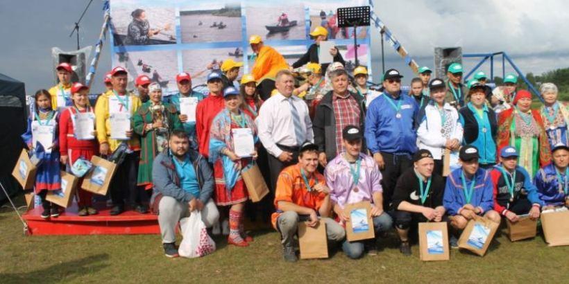В Игриме прошёл праздник этноспорта
