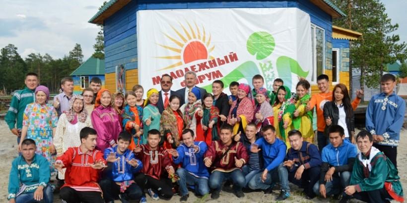Состоялся IV Молодёжный форум коренных малочисленных народов Югры