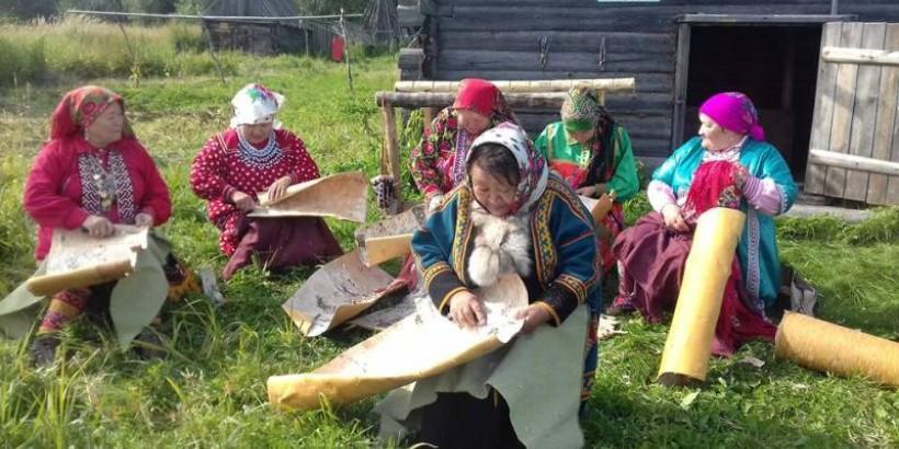 Югорские мастера стали участниками фестиваля ремесел «Земля Мастеровая»
