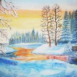 Рисунок Алгадьевой Дианы