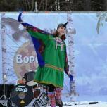 Алика Яркина «Вурӊа хӑтӆ» пурайн. Ёмвош, 2017-мит оӆ. Н. Рагимова  вєрум  хур