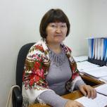 Тамара Пятникова