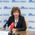 Татьяна Зайцева. Фото РИЦ Югра
