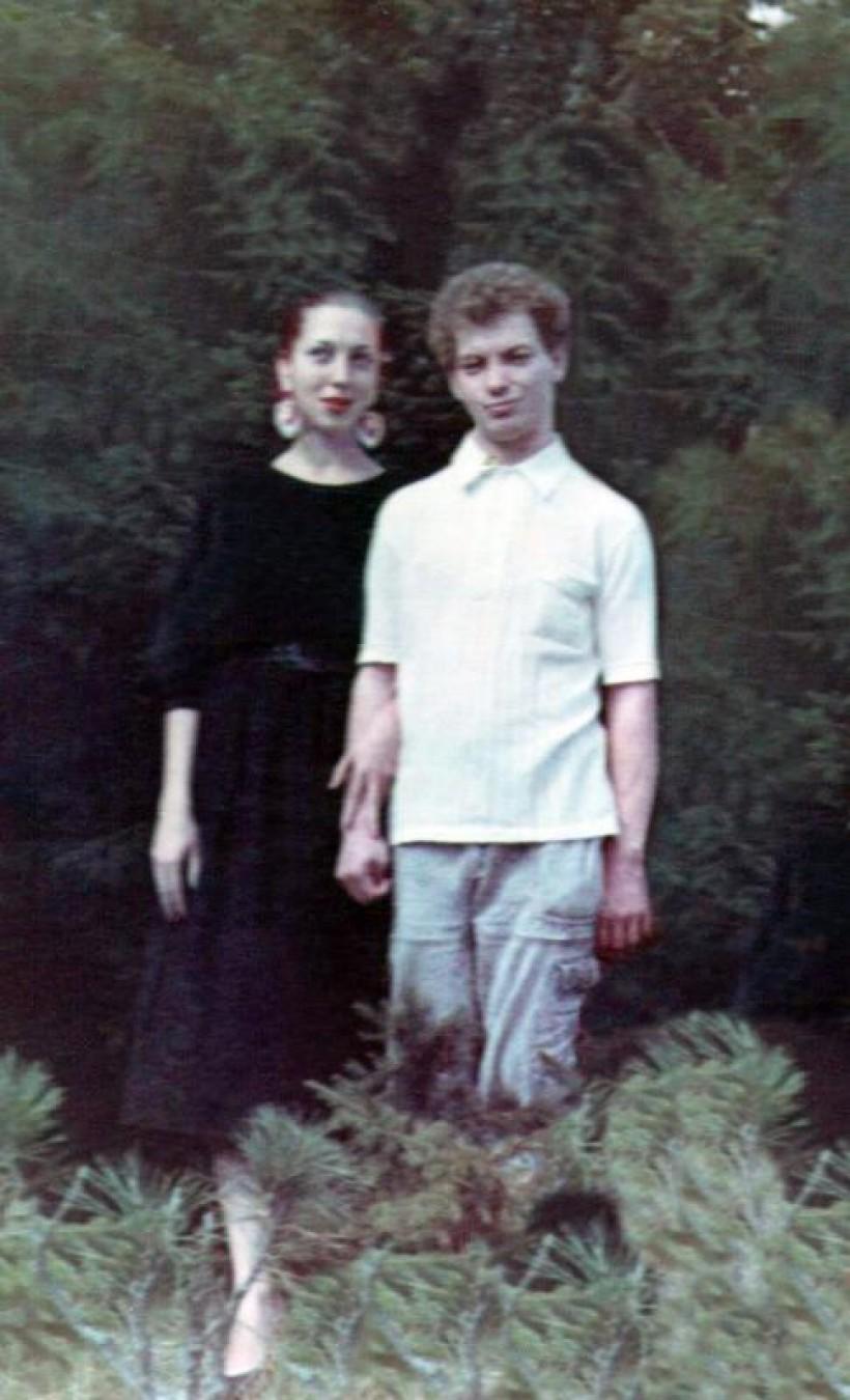 Софья па Владимир Шесталовңӑн 1991-мит оӆн