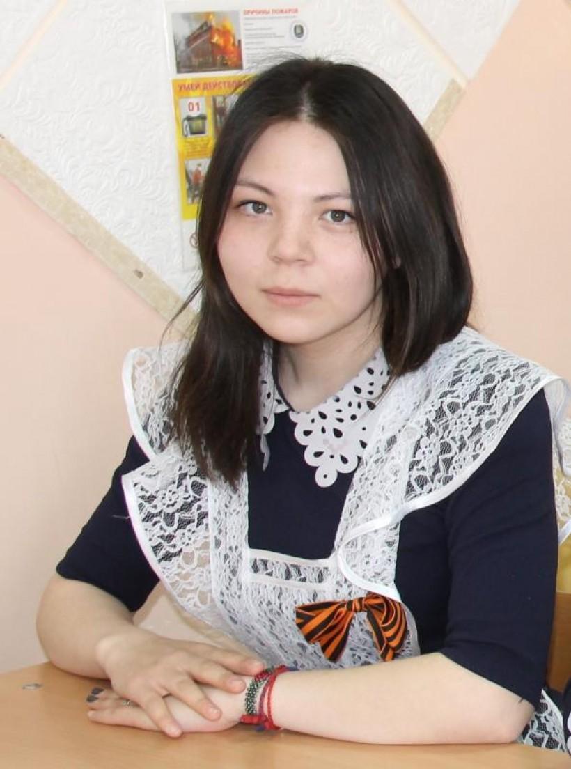 Марина Сенгепова