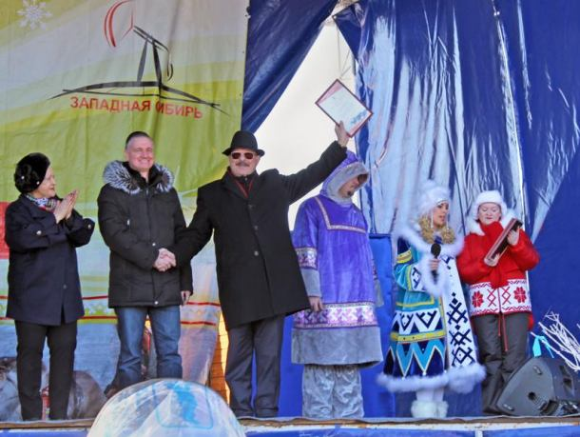 Кўтупн К. Беляев, Когалым, 2016-мит оӆ