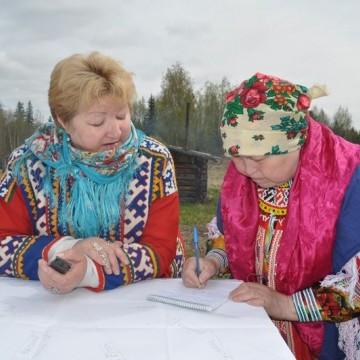 Наталья Краснопеева и Шабаршина Нина