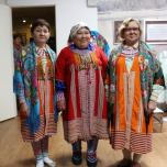 Тўкъякӑӊ нєӊӑт: Анна Себурова, Надежда Гришкина па Людмила Зубакина. Ёмвош, 2018-мит ол